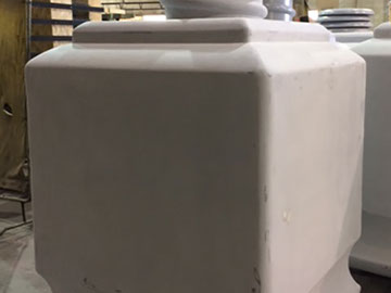 Custom EPS Foam Cutting Services for Holt Renfrew POP