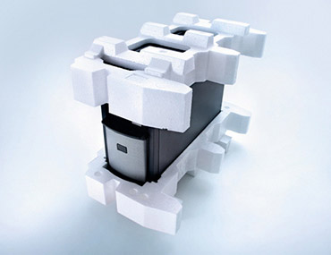 expanded polystyrene industries served by forte eps solution on eps for custom packaging
